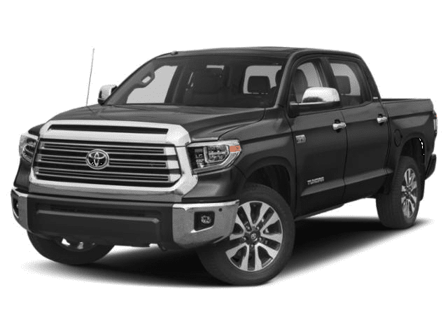 2020 Toyota Tundra 2WD SR Double Cab 6.5' Bed 5.7L (Natl) Lease