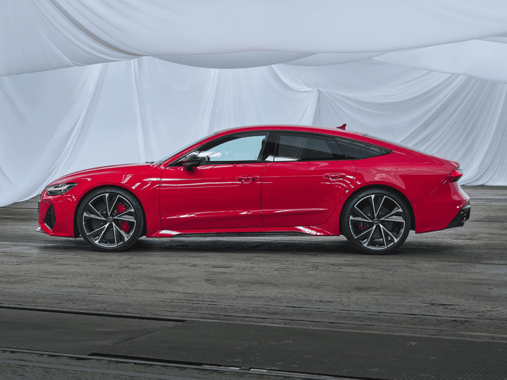 Audi RS 7 4.0T 4dr All-wheel Drive quattro Sportback