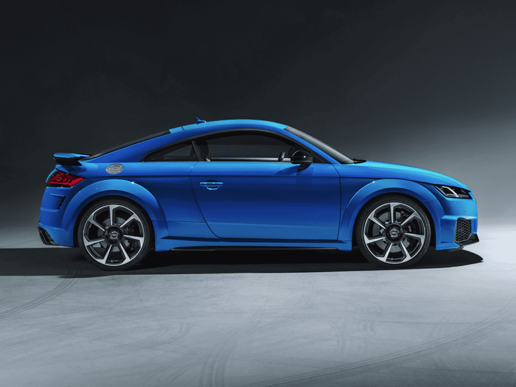 Audi TT RS 2.5T 2dr All-wheel Drive quattro Coupe